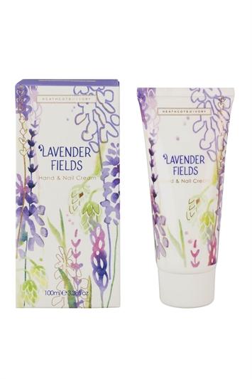 Heathcote & Ivory - Lavender Fields Hand & Nail Cream