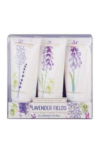 Heathcote & Ivory - Lavender Fields Hand & Nail Creams