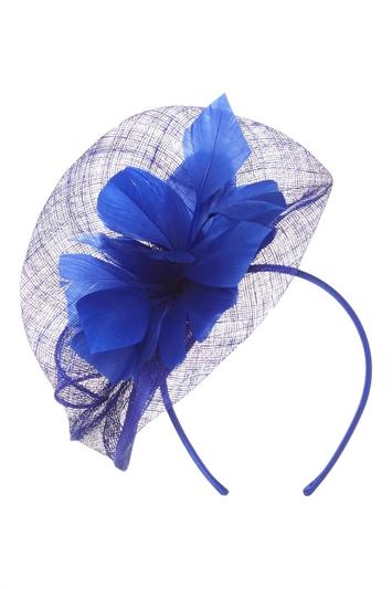 Flower Veil Headband