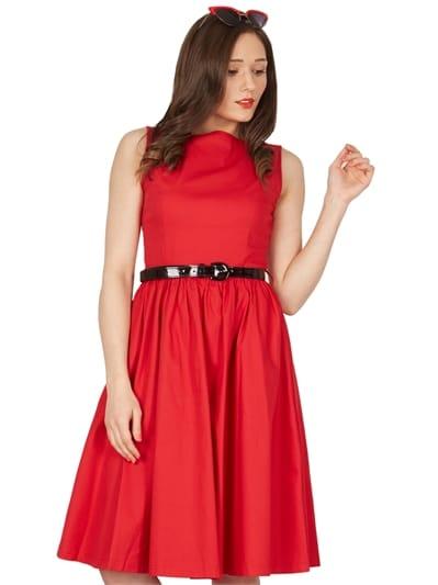 Audrey Princess Swing Dress