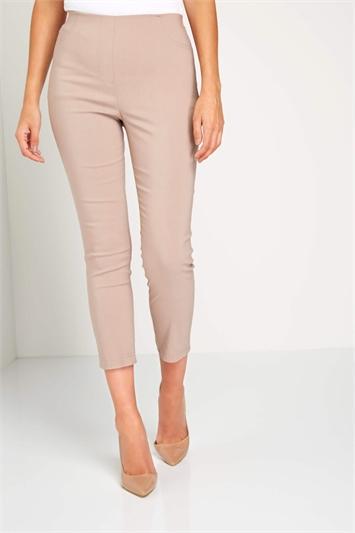Slim Leg Stretch Trousers