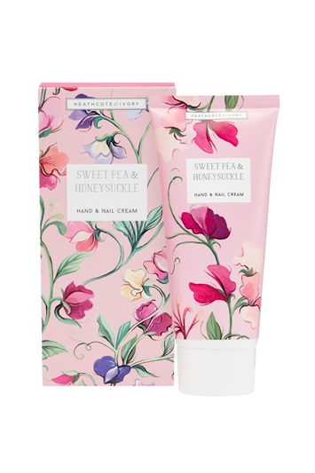 Heathcote & Ivory - Sweet Pea & Honeysuckle Hand Cream
