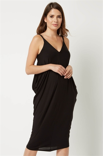 Jersey Slouch Dress