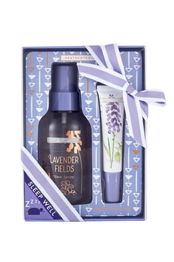 Heathcote & Ivory - Lavender Fields Sleep Well Set