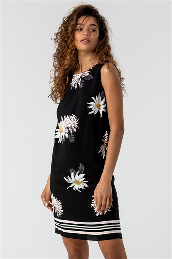 Daisy Floral Shift Dress