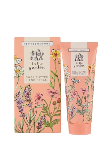Heathcote & Ivory - In The Garden Shea Butter Hand Cream, Image 1 of 5