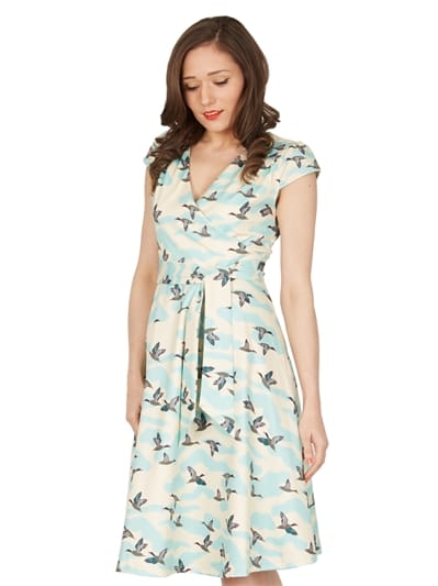 Dawn Mallards Swing Dress