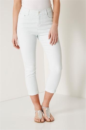 Cropped Jean