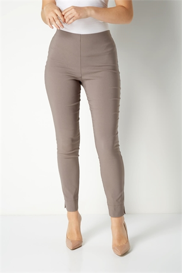 Full Length Stretch Trousers
