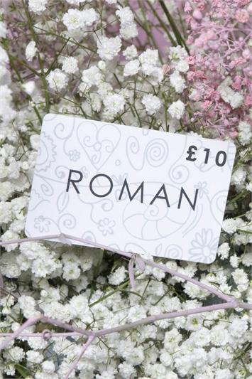 White £10 Gift Card