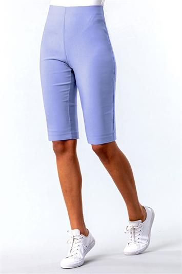 Stretch Knee Length Shorts