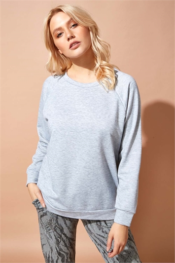 Sweatshirt Lounge Top