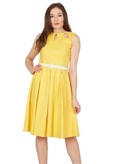 Lily Buttercup Swing Dress