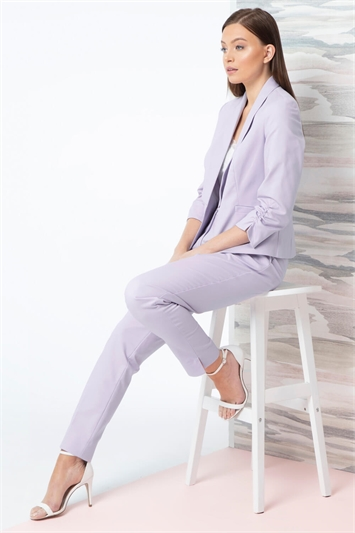 Sateen Full Length Trouser