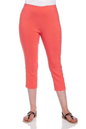 Bengaline Cropped Trousers