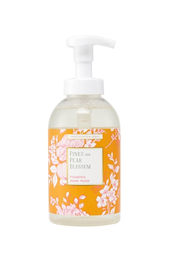 Heathcote & Ivory - Pinks and Pear Blossom Foaming Hand Wash
