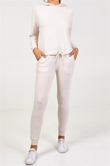 Cuffed Lounge Jogging Pants