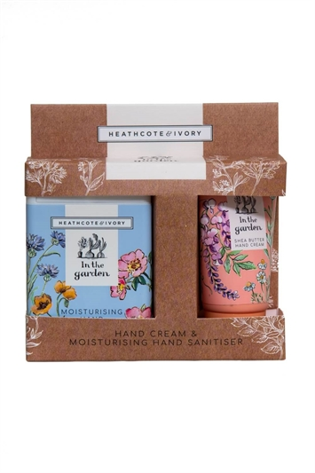 Heathcote & Ivory - In The Garden Hand Cream & Hand Sanitiser