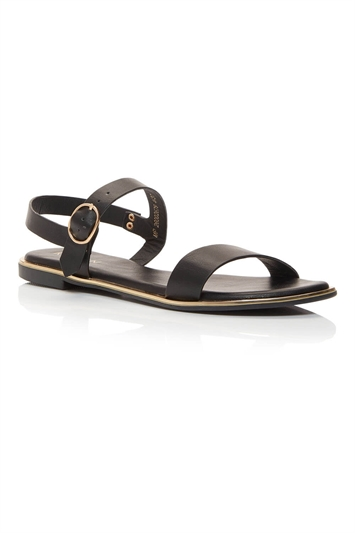 Casual Buckle Sandal