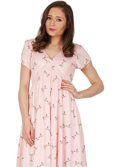 Ariadne Love Birds Day Dress