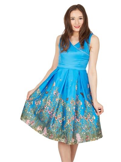 Valerie Countryside Swing Dress