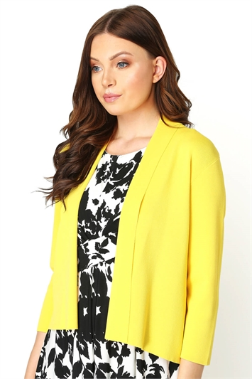 3/4 Length Sleeve Shrug