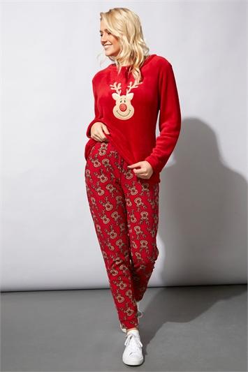 Christmas Rudolph Pyjama Set