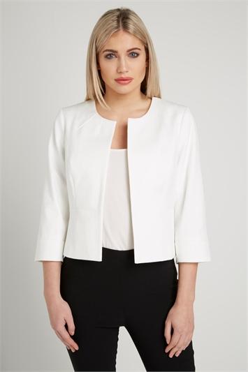 Tailored Jacquard Jacket