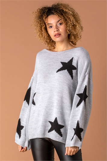 One Size Star Jumper