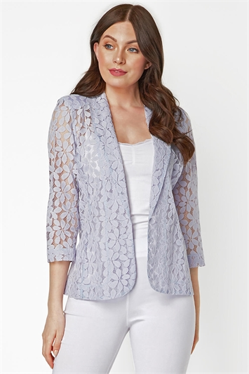 Petal Lace Jacket