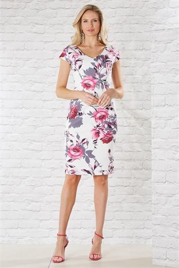 Julianna Floral Print Dress