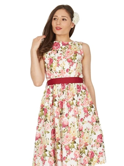 Audrey Rose Swing Dress