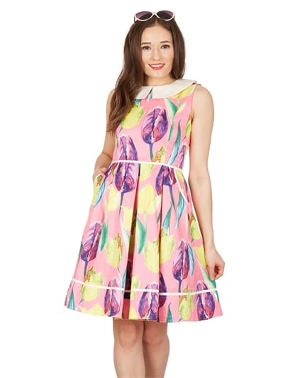 Molly Sue Tulip Swing Dress