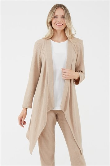 Juliana Waterfall Front Cardigan