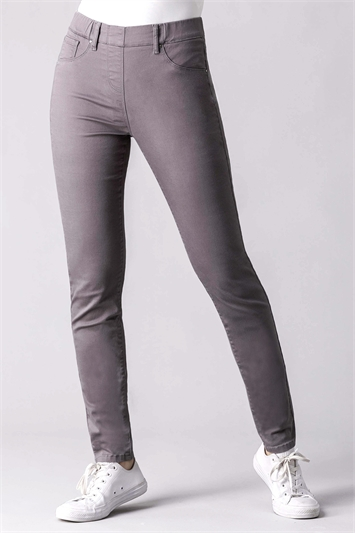 Denim Stretch Jegging