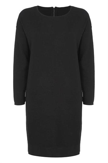 Dusk Plain Knitted Dress