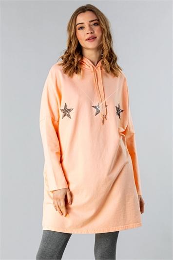 Sequin Star Lounge Hoodie