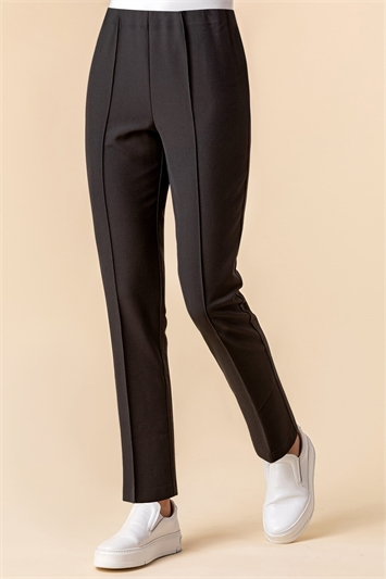 Soft Jersey Tapered Trouser