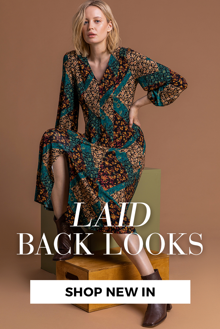 Laid Back Looks - Shop New In