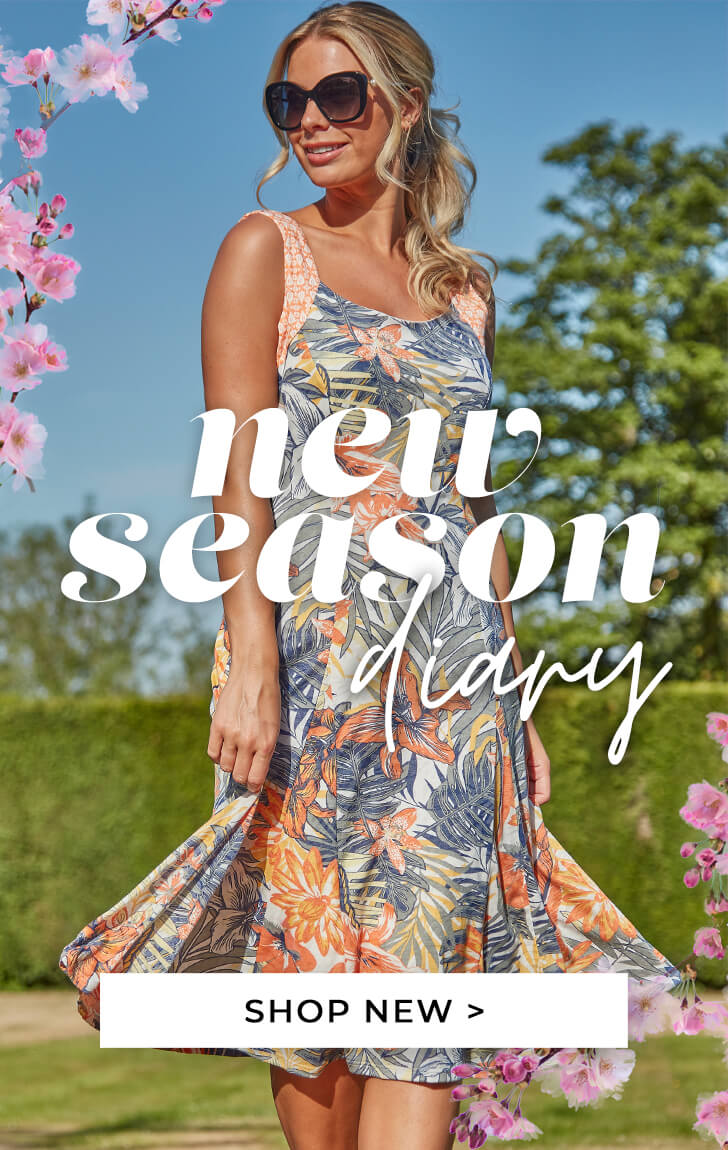 New Season - SHOP NEW >