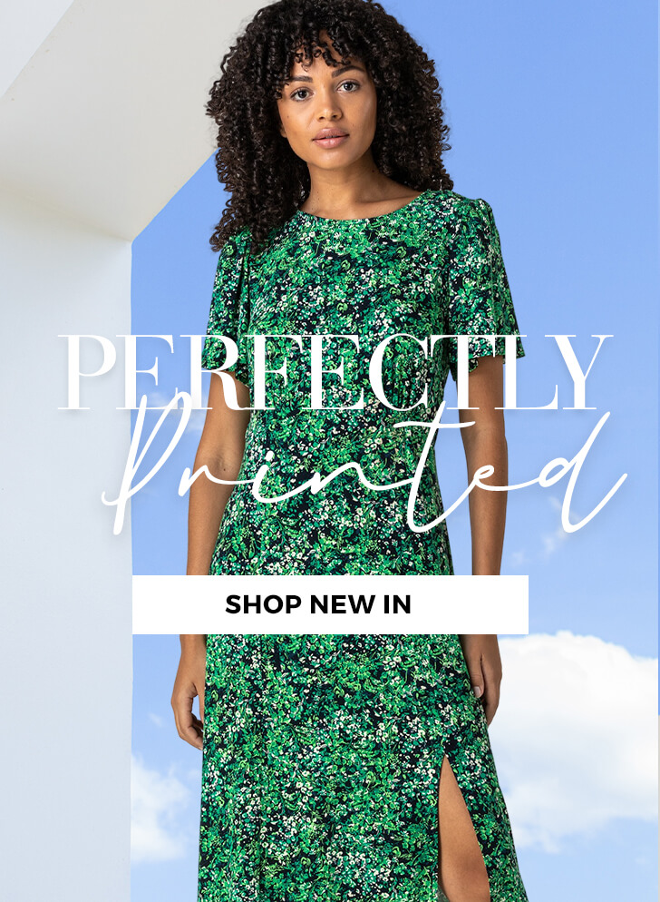 Perfectly Printed - SHOP NEW IN